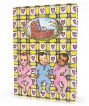 Babys create a book spanish beckys personalized books sku negle Choice Image